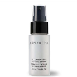 NEW CoverFX Illuminating Setting Spray